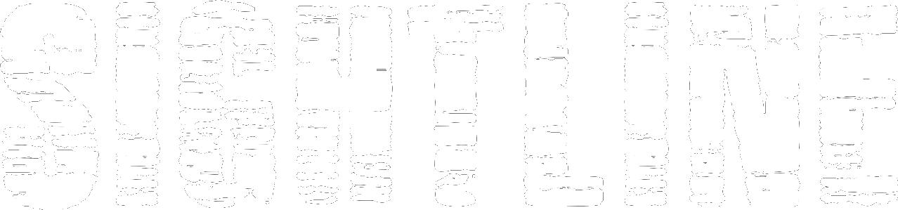 Sightline White Logo